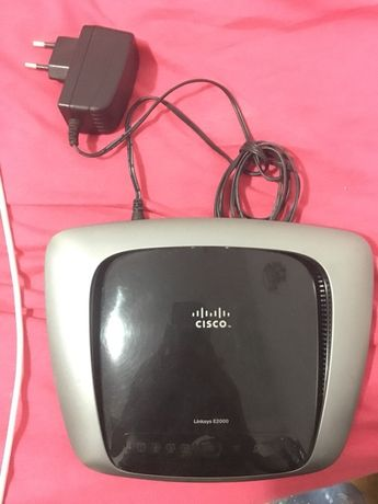 Router Wi fi cisco linksys e2000