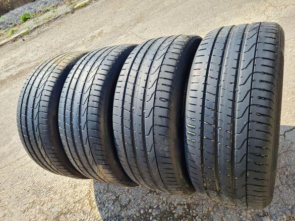 4 бр. летни гуми 265/45/21 Pirelli DOT 1515 4,5/5 mm
