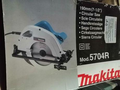 електрически ръчен циркуляр Makita 5704R /Макита
