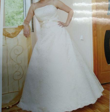 Продам платье свадебное. Торг