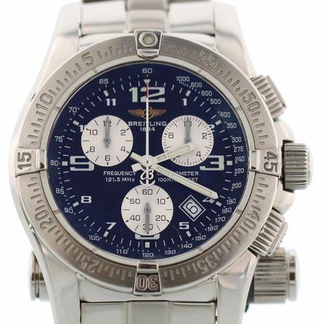 Breitling Emergency Mission A73321 оригинален часовник.