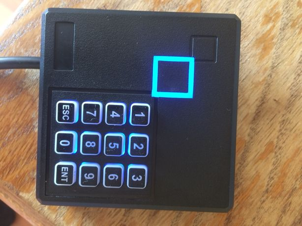 RFID ID Card EM Reader For Access Control with Wiegand 26 Interface 12