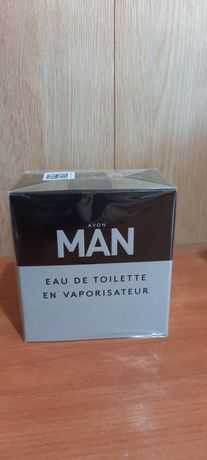 Мужской аромат Man от Avon.