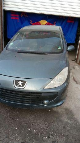Peugeot 307/ Пежо 307 фейслифт 1.6 дизел, 109 к.с. на части