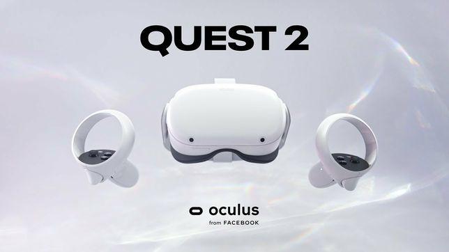 Oculus Quest 2 64 GB - шлем виртуальной реальности (новый, в наличии)