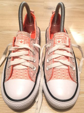 Converse Chuck Taylor All Star Ox Shoreline Slip Sneaker Hyper Orange