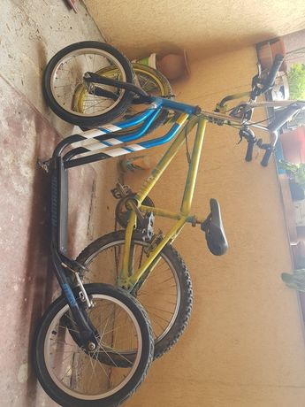 Bicicleta si trotineta