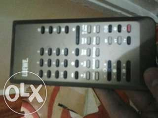 Decodor LOEWE cu telecomanda din Germania, CEPT BTX Decoder