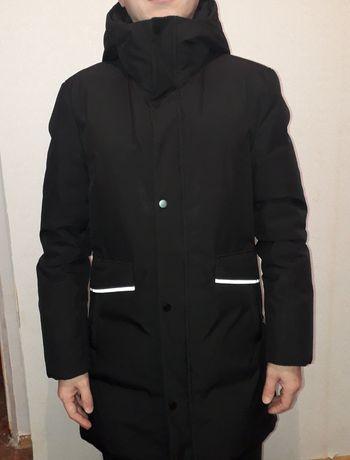 Зимняя куртка.  Размер 48
