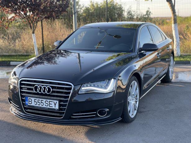 Audi A8 3.0 quattro/Alcantara/Matrix/Night Vision