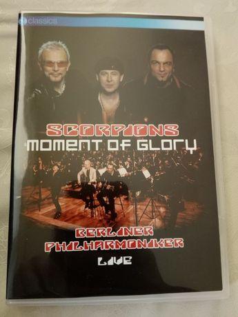 Deep Purple, Scorpions Concert DVD