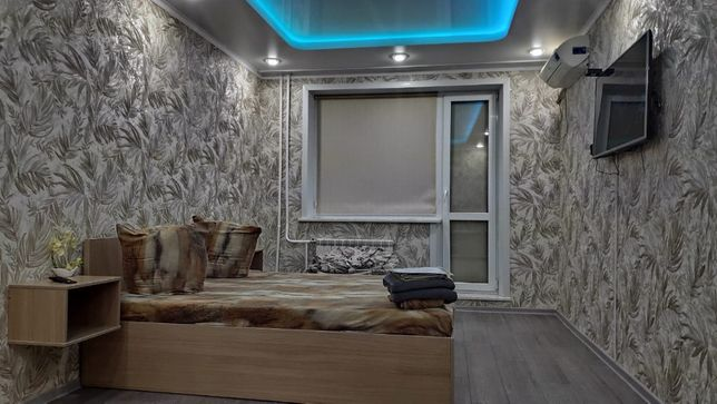 Часы/ночь/сутки Эксклюзивная Квартира на Артуре Малайсары Батыра 6