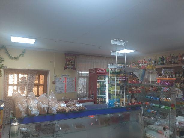 Продажа магазина п.Дарьинск