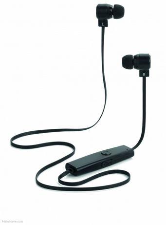 Безжични слушалки Bluetooth PULSE Розови/черни