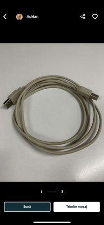 Cablu USB imprimanta calculator