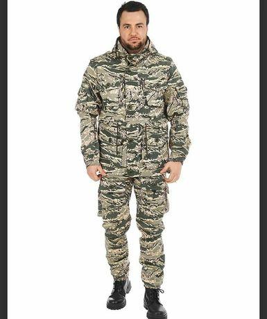 Демисезонный костюм для охоты и рыбалки, туризма, активного отдыха.