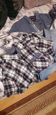 ризи с къс/дълъг ръкав