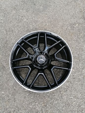 "Джанти за Мерцедес Mercedes  AMG 18"" цола 5х112 новия модел"
