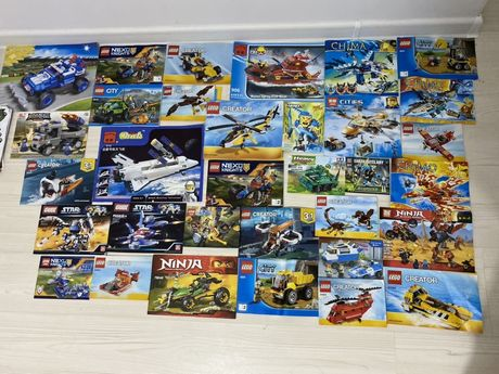 Lego (33 bucati)