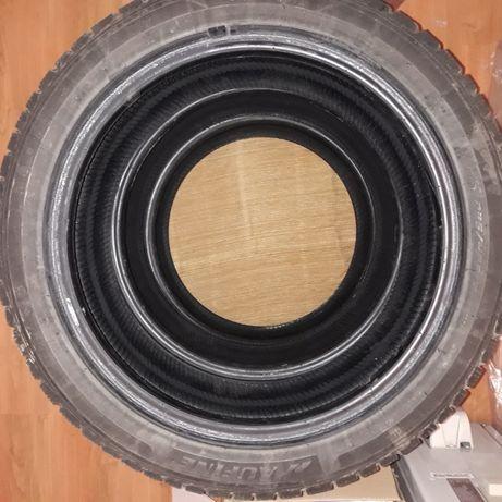 4 броя Зимни гуми за автомобили / джипове 215/55 R16 91H-20 лв за брой
