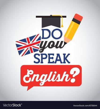 Индивидуални уроци по английски език!