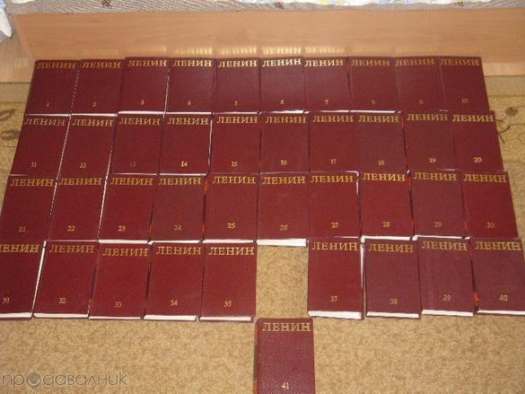 Събрани съчинения на Ленин