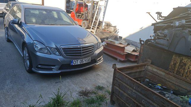 Dezmembrez Mercedes E class W212 pachet AMG