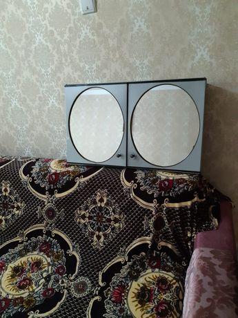 Шкаф-с зеркалами для ванной
