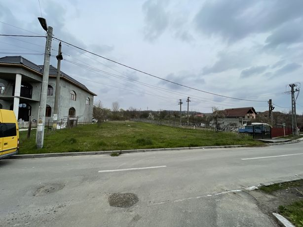 Vanzare Teren 1250 m² - Goranu, intravilan