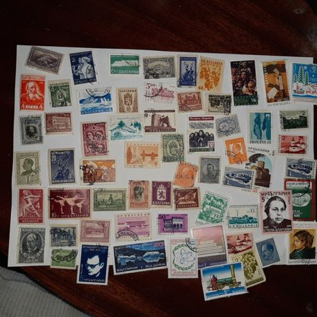Продавам рядки пощенски марки