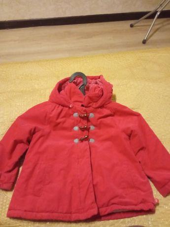 Продам детское пальто фирмы obaibi