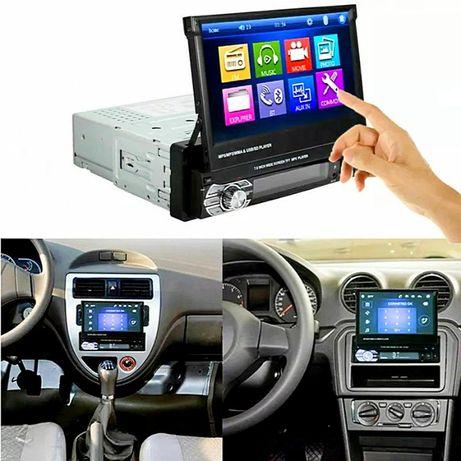 Мултимедия плеър MP3 с блутут MP5 дин за кола парктроник за автомобил