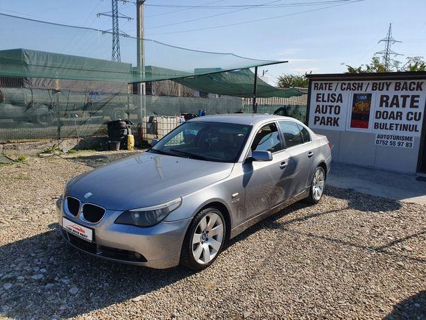 Parc Auto vind BMW 525 D  Automat fab 2005 impecabil 4000e RARE