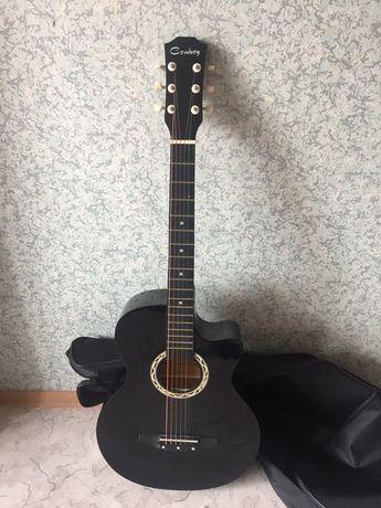 Продам новую гитару. Для начинающих спмое то. СРОЧНО!!!
