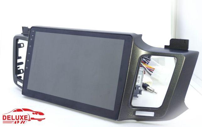 Штатная магнитола ANDROID 8.1 Toyota Rav4 Тойота Рав 4 (магнитофон)