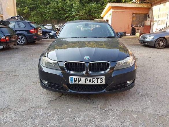 BMW E90 320D 177кс Facelift автомат НА ЧАСТИ!