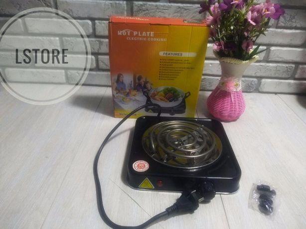 Электрическая плита спиральная