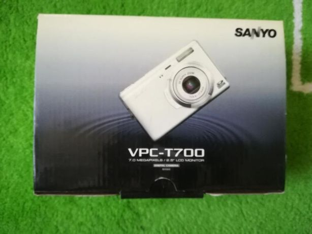 Aparata foto Sanyo VPC-T700