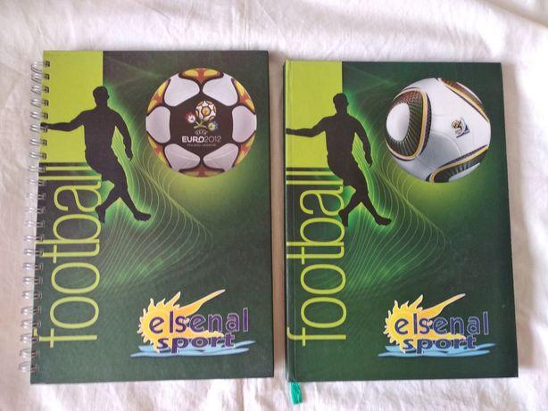 Тетради, записные книжки футбол евро 2012
