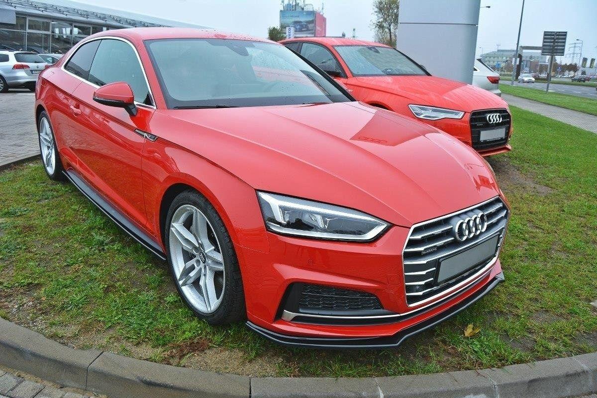 Lip Audi A5/S5 Coupe/Sportback (2016+) Maxton Design, fibra de sticla