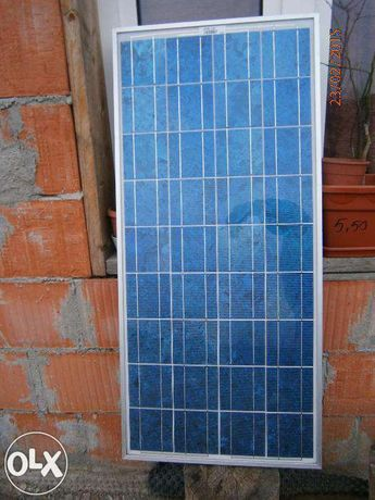 Panouri Solare Fotovoltaice 75W - 12V Camping (Made in Italy)