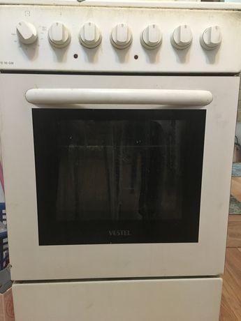 Кухонная электрическая плита