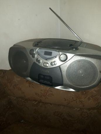 radio casetofon philips
