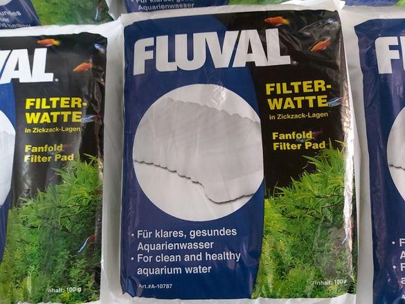 Филтърна вата за аквариум FLUVAL