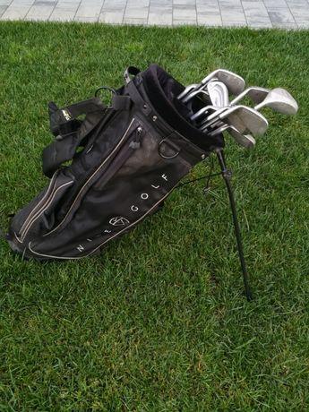 NIKE Golf Stand Bag, Fuko, Wilson, Rapier, Tommy Armour Golf Clubs