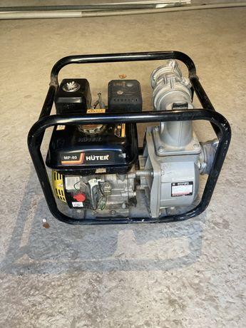 Мотопомпа Huter MP 80