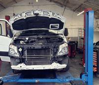 Schimb-Mut-Conversie volan dreapta-stanga Mercedes Sprinter orice an