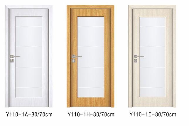 Usi Interior din MDF Cu Toc,Balamale si Maner Incluse 110-1A,H,C