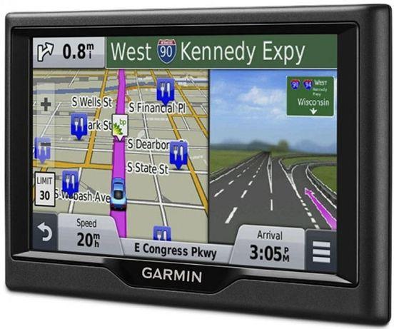 Навигационна система Garmin +16GB карта памет