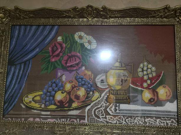 Vand tablouri - goblen si pictura
